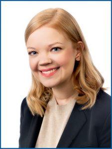 Tampereen ja Lempäälän toimistojemme lakimies Anni Honka